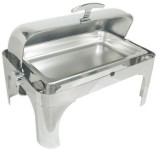 Chafer 8qt roll top